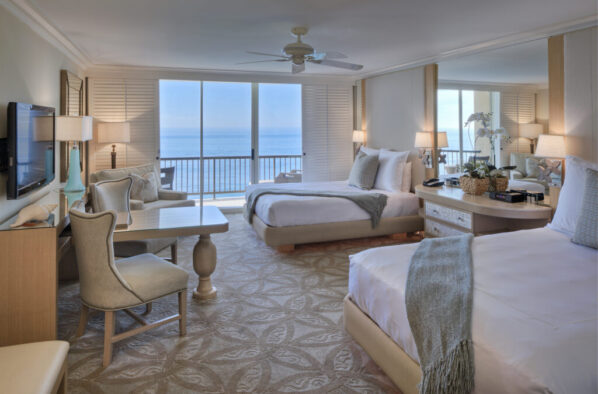 Superior Oceanfront Towers Two Queen Beds - Accessible